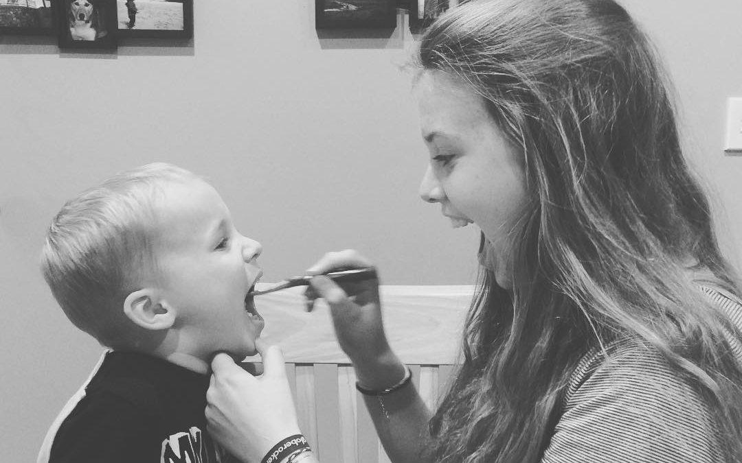 Una regola da far rispettare alla babysitter
