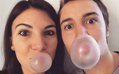 I 7 benefici del masticare i chewing gum