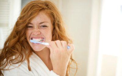 E se mi lavassi troppo i denti?