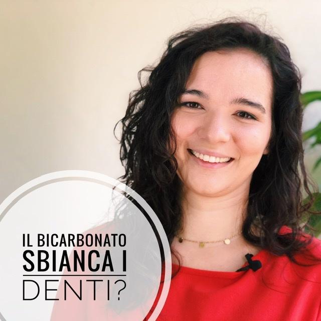 Il bicarbonato sbianca davvero i denti?